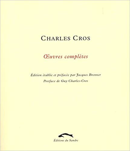 Book Oeuvres completes (French Edition)