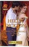 When Marrying a Duke... (Mills & Boon Historical Romance)