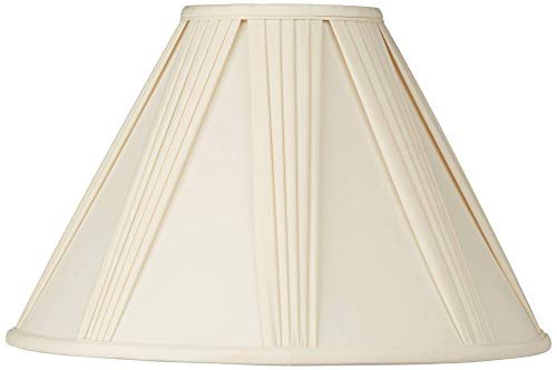 Springcrest Ivory Lamp Shade 6x17x12 (Spider) - Springcrest - Ivory Traditional Floor Lamp