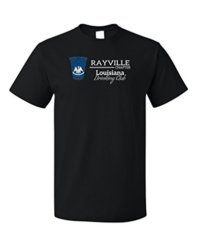 Louisiana Drinking Club, Rayville Chapter | Funny LA T-shirt