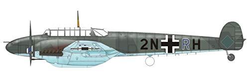 エデュアルド 1/48 メッサーシュミットBf 110C-6 リミテッド・エディション プラモデル