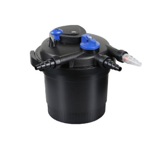 Grech CPF-12000 Pressurized Bio Pond Filter 11W UV, 2642gph ()