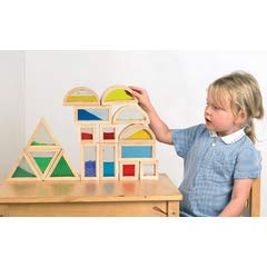Learning Advantage Sensory Blocks Set of 16