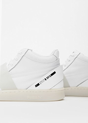 Puma x McQ Serve Mid NU White - Alexander Mc Queen Sneaker