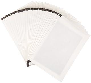 AmazonBasics SP24 Shredder Sharpening & Lubricant Sheets - Pack of 24 (B01H7M7FZ6) | Amazon Products
