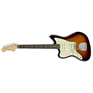 Fender American Pro Jazzmaster LH RW 3TSB · Left-Handed Electric Guitar