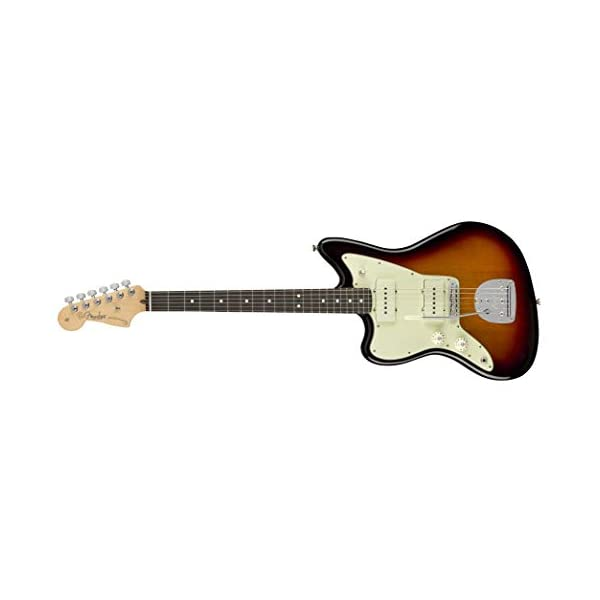 Fender American Pro Jazzmaster LH RW 3TSB · Left-Handed Electric Guitar