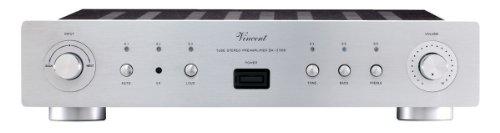 Vincent Audio - SA31 MK Hybrid Stereo Preamplifier - Silver