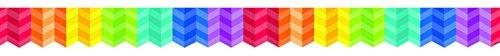 Creative Teaching Press Borders Herringbone Border, Ctp Rainbow (01871) -