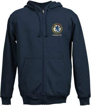 Combo Official Chelsea FC Sweatshirt with Offcial Chelsea Theme Mask