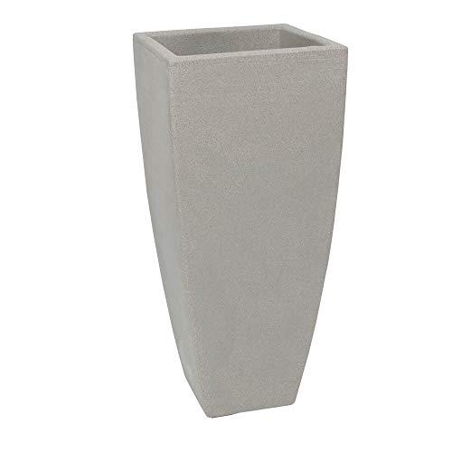 Vaso Malta Trapezio 40 X 90 Cm Granito Pedra Vasart Malta Granito Pedra 40x90cm