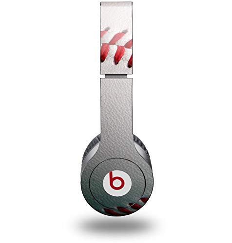 Skin Decal Wrap Compatible with Original Beats Solo HD Baseball (Headphones NOT Included)