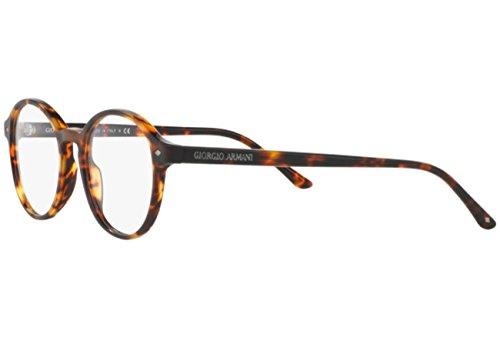 Giorgio Armani Montures de lunettes 7004 Pour Homme Matte Black, 47mm 5011  Matte  tortoise ... ef4095e551f9