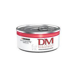 Purina Veterinary Diets Feline DM Dietetic Management - 24x5.5oz