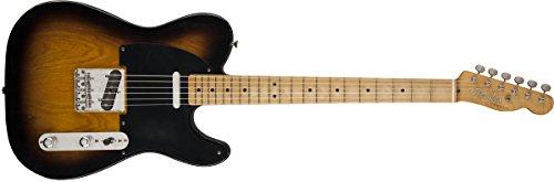 Photo Fender Road Worn `50s Telecaster, Maple Fretboard - 2-Tone Sunburst