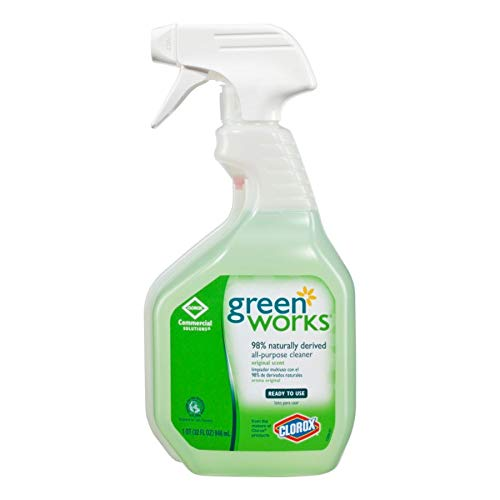 Clorox Green Works 00456 Commercial Solutions All Purpose Cleaner Spray, ()