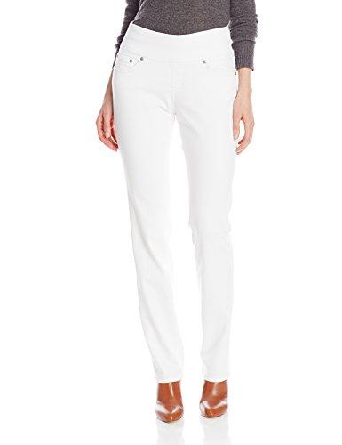 Blanco Peri Pull Jean Mujer Recto On Jag Jeans q7ESwP0