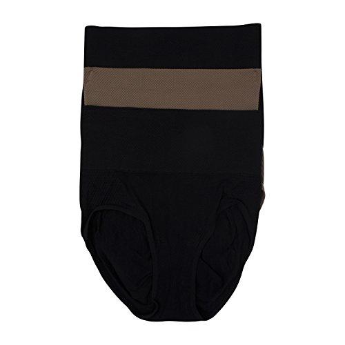 Kathy Ireland Womens Multi Pack Seamless Shaping Brief Panties