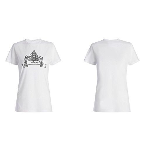 Neu Ich Liebe London Harrods Damen T-shirt m480f