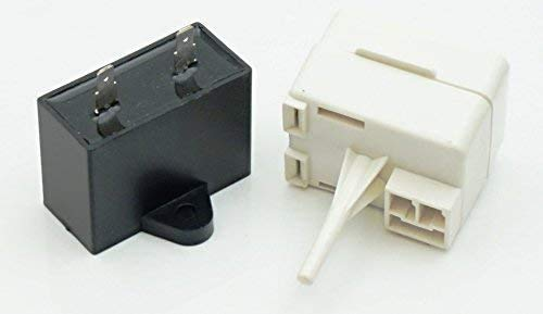 Refrigerator Start Relay Capacitor W10613606 For