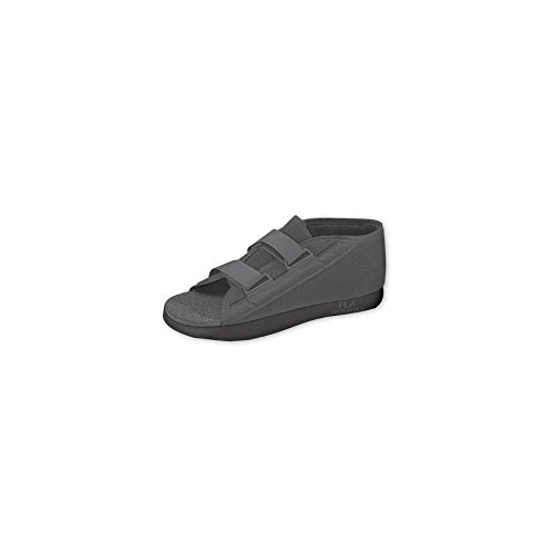 FLA Orthopedics C3 Post OP Shoe W/Microban Women's LG Black Retail