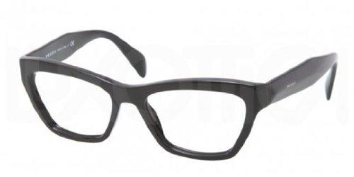 Prada PR14QV Eyeglasses-1AB/1O1 - 2014 Mens Eyeglasses Prada