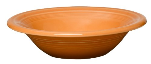 Fiesta 8-1/2-Ounce Stacking Cereal Bowl, Tangerine