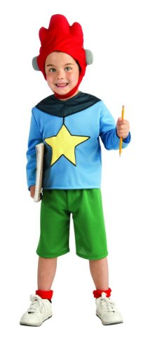 Scribblenauts Maxwell Deluxe Costume - Small