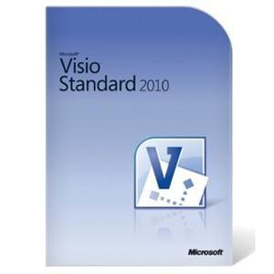 Microsoft Visio Standard 2010 (Refresh Icon)