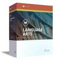 Lifepac Gold Language Arts Grade 7 Boxed Set