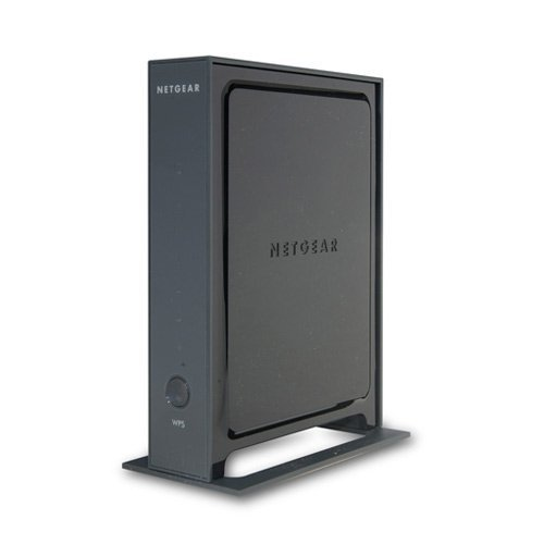 4 Port Secure Router - Netgear WNR2000 Wireless N Router