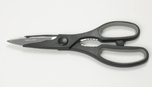 Chef Craft 8 in. Soft Grip Kitchen Shears Case Of 36