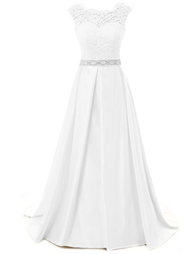 See the TOP 10 Best<br>A Line Wedding Dresses