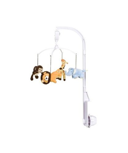 Carter's Peekaboo Jungle Musical Mobile - Plays Brahms' L...