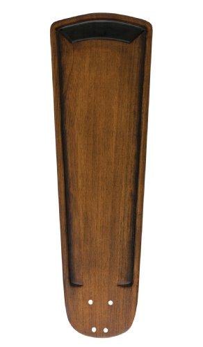 - Emerson Ceiling Fans B91WA 25-Inch Art Deco Hand Carved Ceiling Fan Blades, Walnut, Indoor, Set of 5 Blades