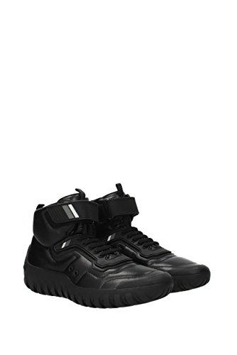Eu Noir 4t3131 Cuir Sneakers Homme Prada SqnxHwX