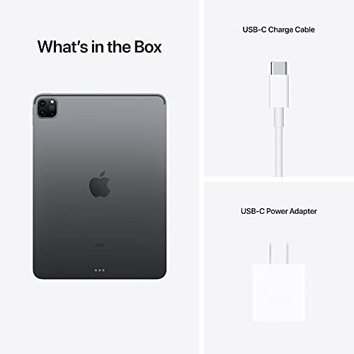 2021 Apple 11-inch iPad Pro (Wi-Fi, 512GB) - Space Gray ...