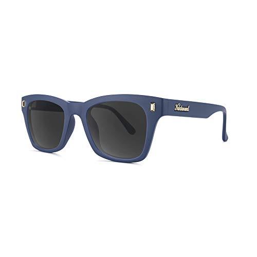 Knockaround Seventy Nines Polarized Sunglasses With Matte Navy Frames/Black Lenses]()