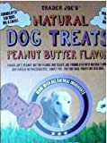 Trader Joe's Natural Dog Treats Peanut Butter Flavor (24 OZ)