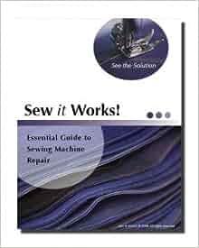 sewing machine repair manual