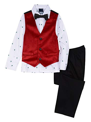 Izod 4 Piece Dress Shirt Pants product image