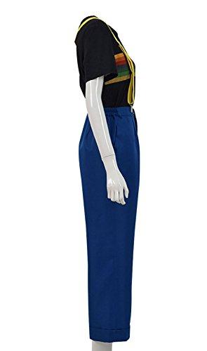 Very Last Shop Classic Sci-Fi TV Series 13th Doctor Costume Women Beige Trench Coat Overcoat (Beige Full Set, US Women-XXL) by Very Last Shop (Image #5)