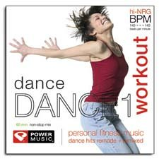 Power Music - Dance Mix 1: Two 30 Minute hi-NRG Non-stop