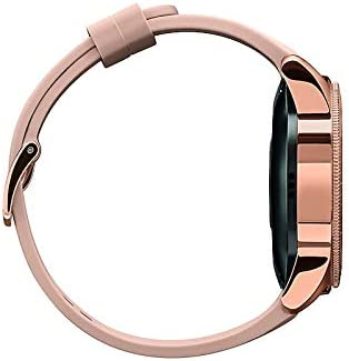 Samsung Galaxy Watch (42mm, GPS, Bluetooth, Unlocked LTE) – Rose Gold (US Version) 31GR4Uftu0L