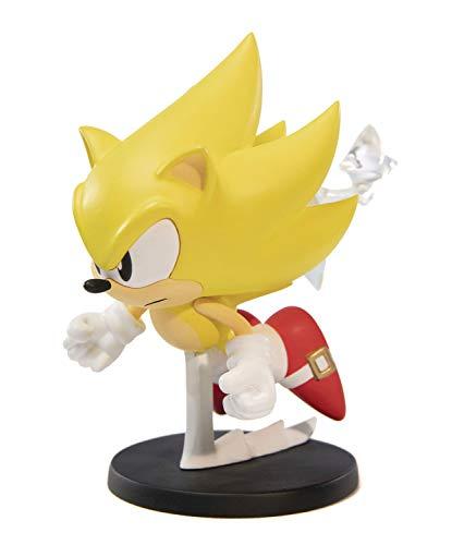 Sonic The Hedgehog Boom8 Volume 6 Super Sonic PVC Figure