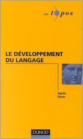 Livres Le développement du Langage pdf