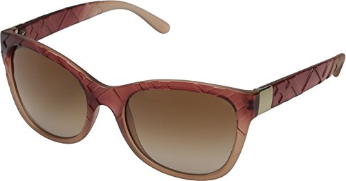 Burberry Womens Sunglasses (BE4219) Burgundy/Brown Plastic - Non-Polarized - - Burberry Shades Women