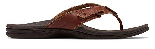 (ニューバランス) New Balance 靴?シューズ レディースサンダル Voyager Thong Brown ブラウン US 12 (29cm)