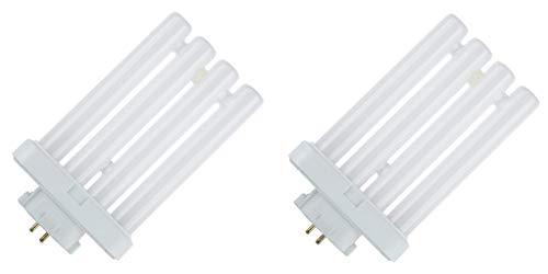 Quad Tube Compact Fluorescent Light Bulb - 2 Pack ()