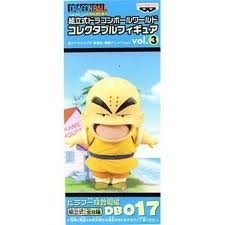 Prefabricated Dragon Ball World Collectible figures vol.3 017 Kuririn